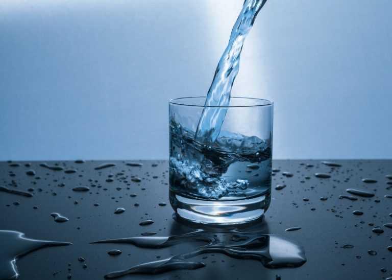 מחשבון כוסות מים
