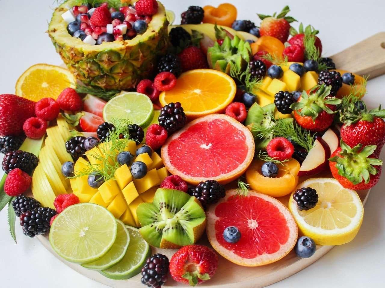 רשימה של פירות