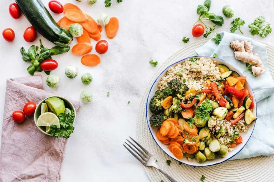 רשימת ירקות המלאה
